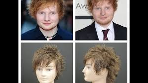 ed sheeran haircut tutorial rumble