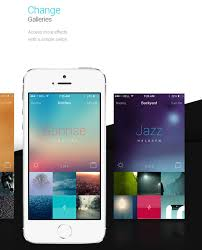 mobile app design inspiration u2013 philips hue app designbeep
