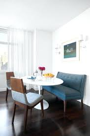 kitchen nook furniture contemporary breakfast nook furniture and oval dining table design