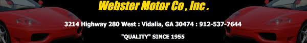 Moss Curtain Motors Vidalia Ga Webster Motor Company Vidalia Ga Read Consumer Reviews Browse