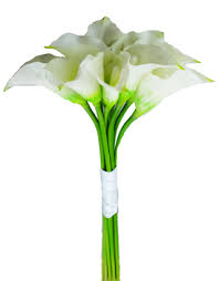 Silk Calla Lilies Calla Lily Bouquet Bridal Bouquets And Wedding Flowers Best