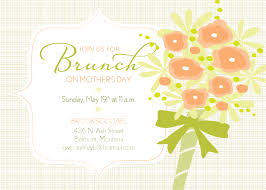 brunch invitation template lunch invitation templates free style by modernstork