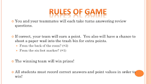 chapter 20 you and your teammates will each take turns answering