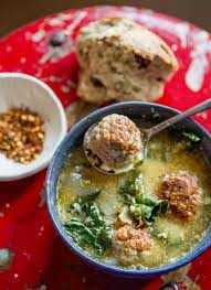 recipe italian wedding soup kitchn