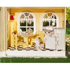 Calico Critters Play Table by Calico Critters Cloverleaf Manor International Playthings