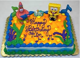 spongebob cake ideas spongebob birthday cake ideas