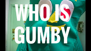 gumby halloween but who is gumby youtube
