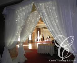 wedding backdrop northern ireland fairy light backdrop room draping entrance drapes window drapes