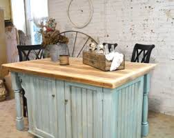 farmhouse island kitchen kitchen islands etsy
