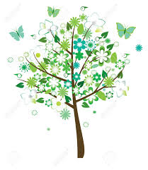 13 106 butterfly tree stock vector illustration and royalty free