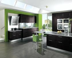Kitchen Colors With Black Cabinets Kitchen Cabinets Grey Kitchen Ideas Black Cabinet Green Color
