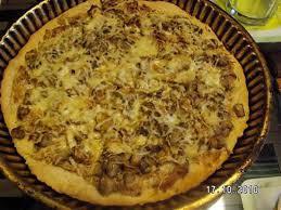 cuisiner restes de poulet recette de pizza chignons poullet restes de poulet