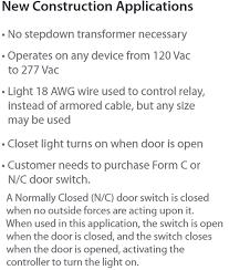 Closet Light Turns On When Door Opens Automatic Closet Lighting Controll Pantry Door Storage Room