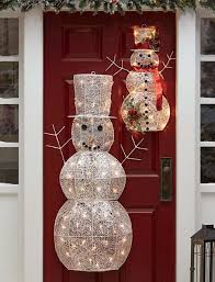 Christmas Outdoor Wall Art by 25 Best Outdoor Christmas Decorations Images On Pinterest