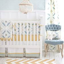 neutral ba bedding gender neutral crib sets carousel designs