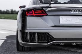 audi tt electric audi tt clubsport 2 5 liter tfsi with electric turbo revealed in