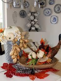 no minimalist here coastal fall decorating