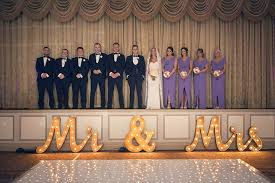 wedding arches ireland 15 brilliant ways to use light up letters in your wedding