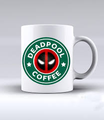 novelty coffee mugs deadpool coffee mugs printed travel novelty birthday gift design