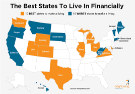 best states to work in the best states to live in financially brightwing