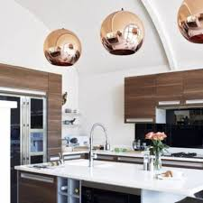 Copper Accessories For Kitchen Home Decor Copper Pendant Light Kitchen Bathroom Mirror With