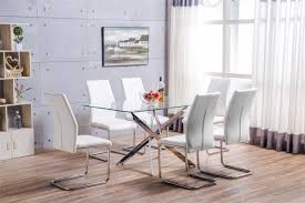 Glass Wood Dining Room Table Dining Table Metal And Glass Dining Table Ikea Metal Dining Room