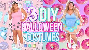 Donut Halloween Costume Diy Halloween Costumes Teens Donut Boba U0026 Sushi