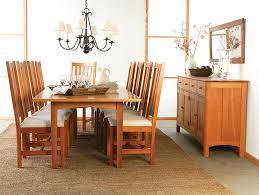 Burlington Home Decor In Stock Modern Shaker Long Sideboard Buffet Solid Wood