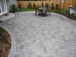 24x24 Patio Pavers by Interlocking Patio Stones Home Depot Modern Patio