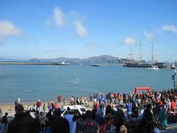 Sport Basement Presidio 14th Annual Alcatraz Swim With The Centurions San Francisco Ca