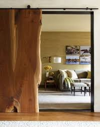 Sliding Barn Style Doors For Interior by Modern Barn Doors An Easy Solution To Awkward Entries