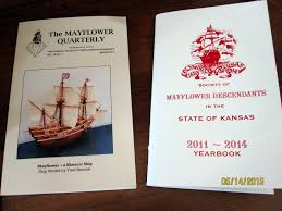 an update on the mayflower society they actually let me in