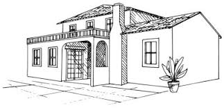 5 details how to draw a spanish villa howstuffworks