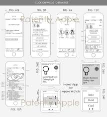 home design app apple apple inventions for u0027home app u0027 and the apple watch feature known