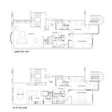 duplex plans architecture project bachelor duplex studio st architects