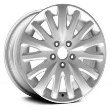 ford fusion hubcap 2010 2010 ford fusion replacement factory wheels rims carid com