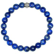 bead bracelet crystal images Lapis lazuli 8mm round crystal bead bracelet the magic is in you jpg