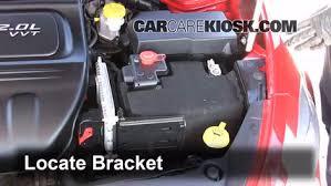 dodge dart change battery replacement 2013 2016 dodge dart 2013 dodge dart sxt