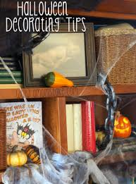 Easy Make Halloween Decorations Halloween Decorating Ideas A Mom U0027s Take
