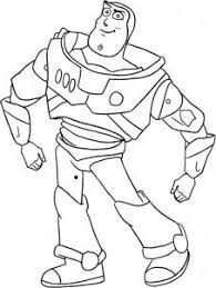 coloring breathtaking draw buzz lightyear finished coloring