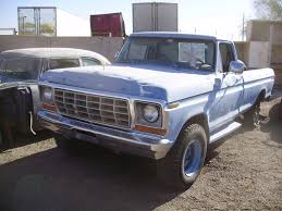 Vintage Ford Truck Salvage Yards - 1974 ford truck f250 74ft1054c desert valley auto parts