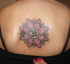 yoga om symbol meaning om yoga tattoo 30 holy om tattoo designs