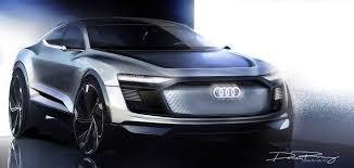 porsche concept sketch audi e tron sportback concept to debut in shanghai take on bmw i3