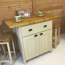 free standing kitchen island with breakfast bar rustic pine freestanding farmhouse cupboard storage unit bespoke