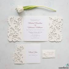 lace invitations vintage lace invitations and wedding dresses confetti co uk