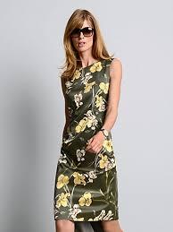 coloured dress st emile sleeveless dress multi coloured