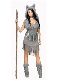 women costume wolf dancer indian women costume indian costumes