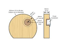 Clock Designs by Five Clock Designs Woodturning Magazine Woodworkersinstitute Com