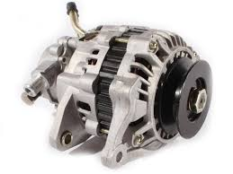 mitsubishi triton alternator 83 96 2 5l diesel 4d56 single pulley