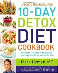 the blood sugar solution 10 day detox diet by mark hyman food list